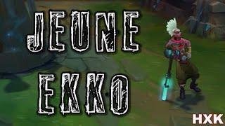 Hexakil - Jeune Ekko (Parodie LoL Fr)