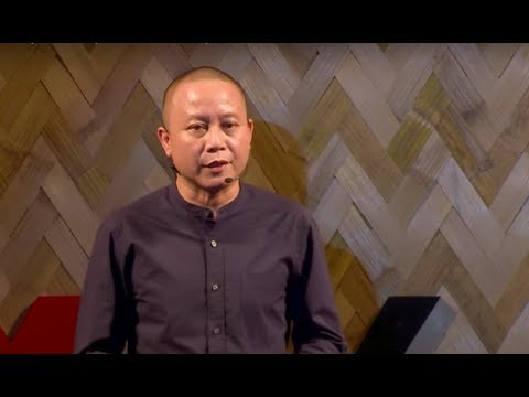 Talking to spiders in jail | Sonny Swe | TEDxYangon