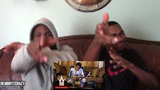Lil Durk X Nba Youngboy 34 My Side 34 Reaction