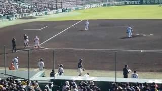 Nov.12,2016 プロ野球12球団合同トライアウト 阪神甲子園球場.