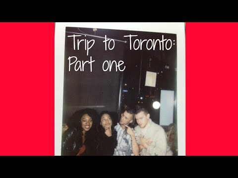 Trip to Toronto - Part One: Homeless?!