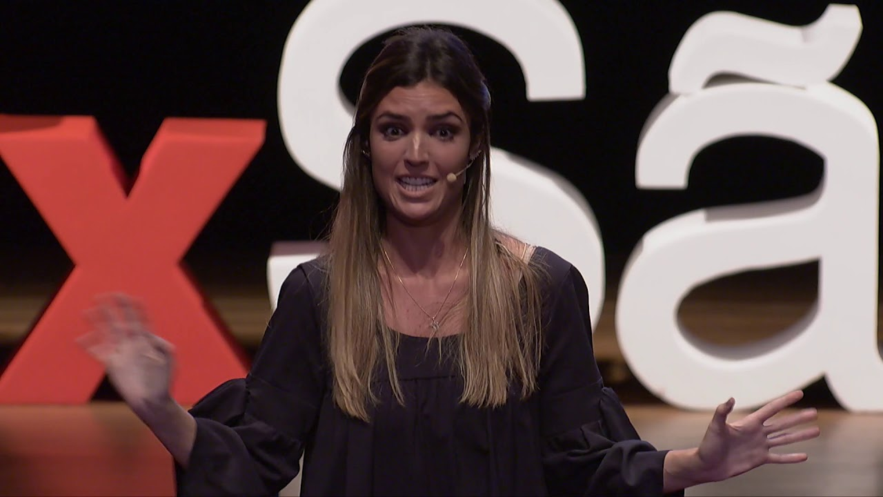 A minha história de amor virou um pesadelo | Jessica Aronis | TEDxSaoPaulo