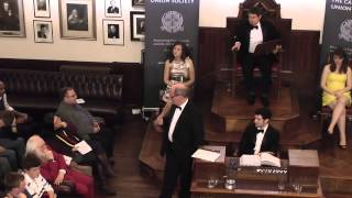 This House Would Fight For Queen and Country | The Cambridge Union