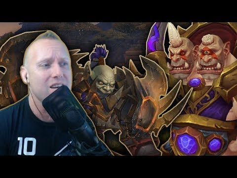 RETURNING TO DRAENOR - Ashran Battleground PvP on Frost DK -  Legion 7.2.5