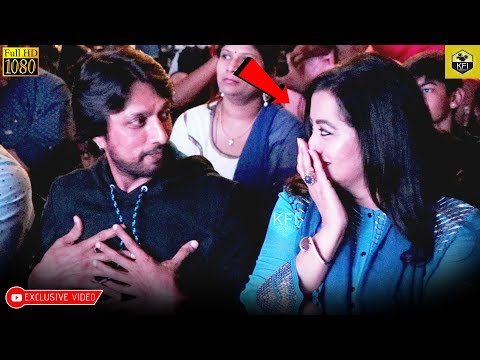 Sudeep & Sumalatha Ambareesh Together In May 1st Movie Audio Release Function | Ambarish Wife