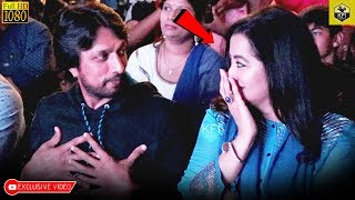 Sudeep & Sumalatha Ambareesh Together In May 1st Movie Audio Release Function | Ambarish Wife