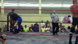 HPW June Justice - Dice and Flash Show The Definition of Low Blow