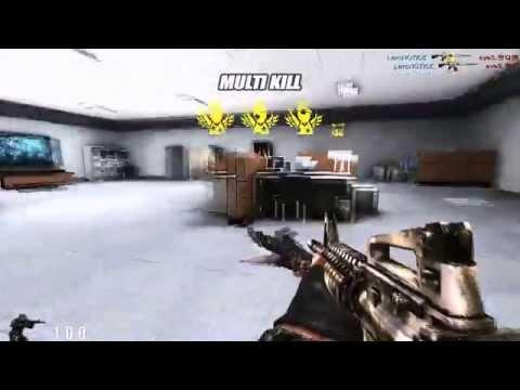 [KSF]-wAsSup clan M4A1 player Kang Young Hun [original footage]