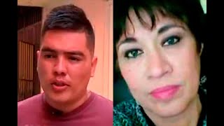Así comenzó la historia entre el colombiano y la chilena desaparecida en Santander