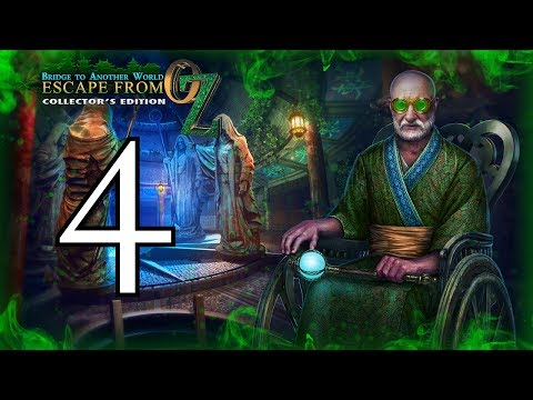 Bridge To Another World 4: Escape From Oz - Part 9 Lets Play Walkthrough LIVESTREAM FACECAM