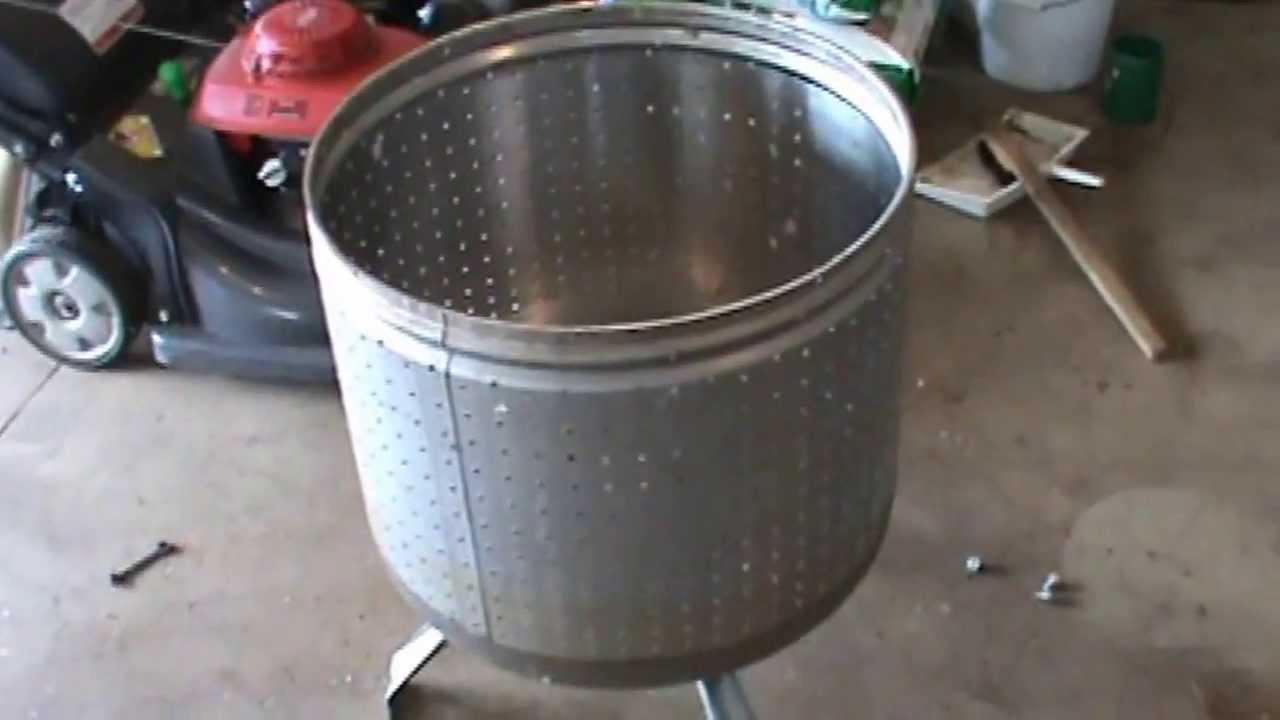 washing machine tub pit for sale
