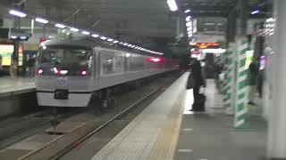 西武鉄道10111F(デレマス)特急ちちぶ号池袋行 所沢