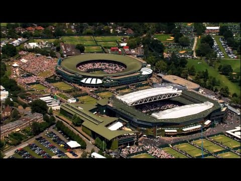 Welcome to Wimbledon 2012!