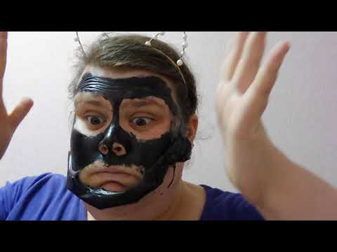PAINFUL Peel Off Black Charcoal Mask- THE PAIN!!!! | SophieMarie thumbnail
