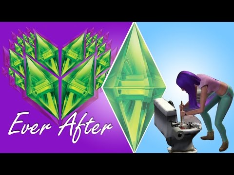 EVERYTHING'S BREAKING - Sims 3 Ever After Ep 4