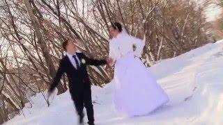 Таня и Женя. Наш День Любви. +79533834676 #видеограф . Каменск-Уральский. #Свадьба.