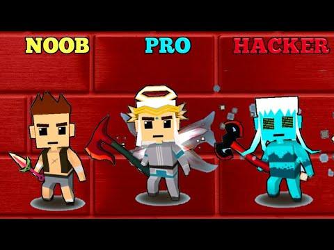 Download NOOB vs PRO vs HACKER - Axes.io
