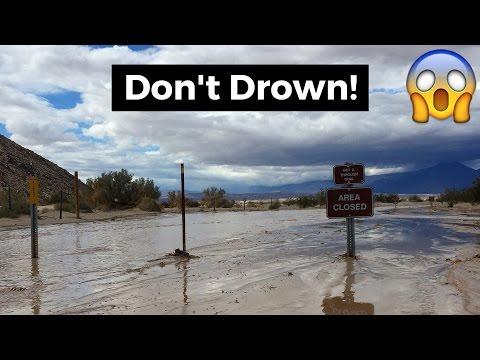 Ocotillo Wells Flash Flood