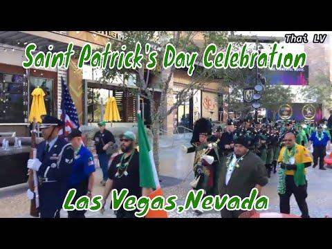 Saint Patrick's Day Celebration at New York-New York Hotel & Casino