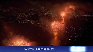 2019 pakistan New Year celebrations start across globe