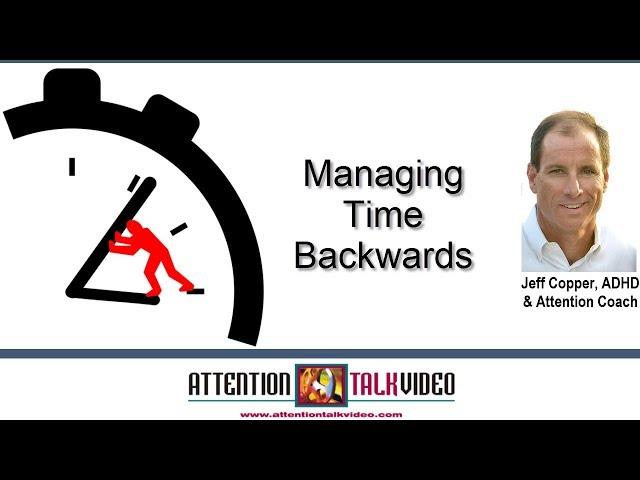 ADHD Parent Tip: Time Management