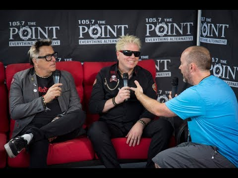 The Offspring talk aids research, new music & much more at WayBack Pointfest