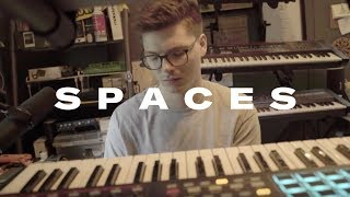 SPACES: Inside Kevin Garrett's one-of-one, synth filled, Pittsburgh home studio