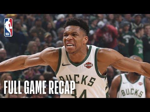 Bucks - Reaction: Bucks 140, Timberwolves 128