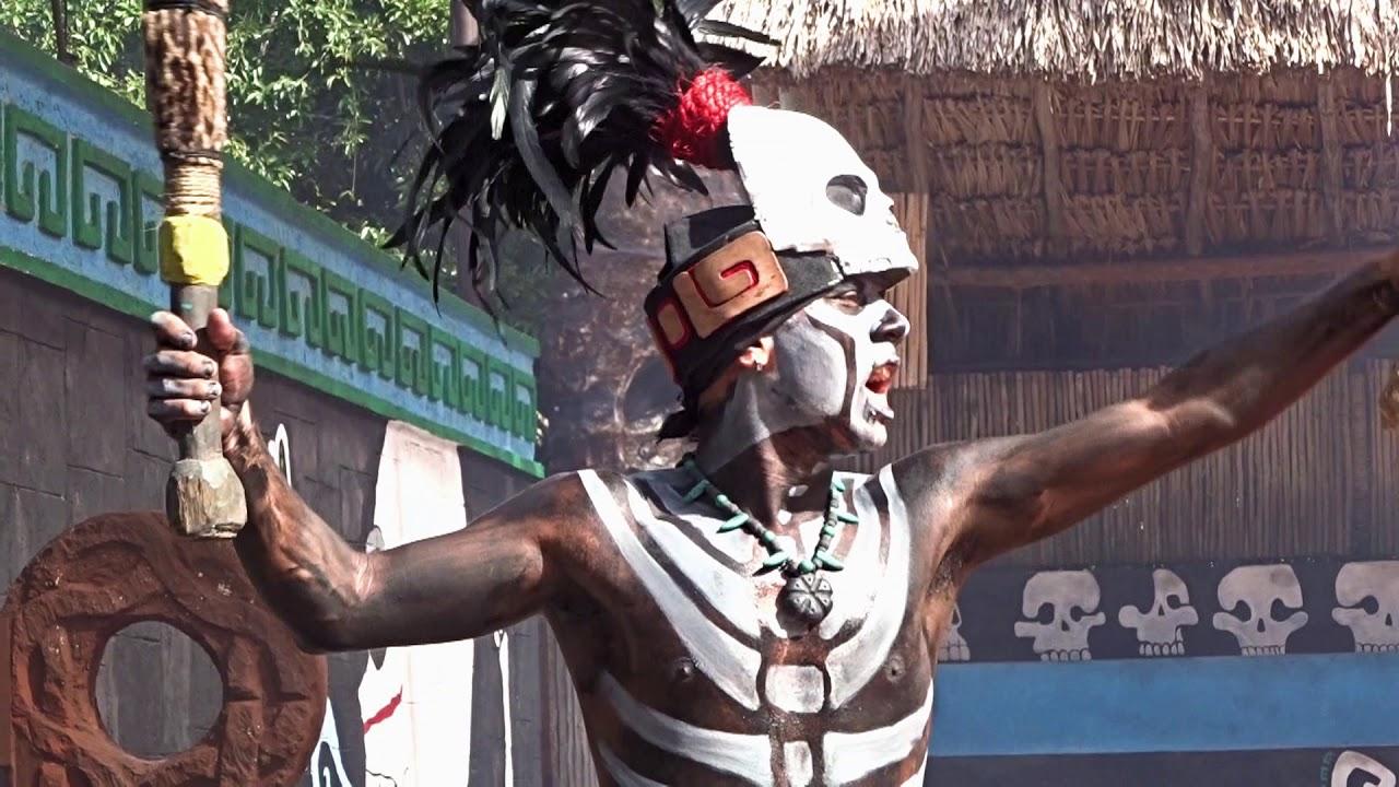 New Tournament Takes on Ancient Mayan Ball Game Pok ta Pok