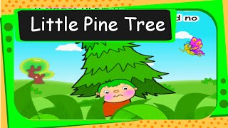 The Little Pine Tree  - Moral Tale  - Animated Story
