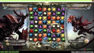 Xenia Xbox 360 Emulator - Gyromancer Gameplay!