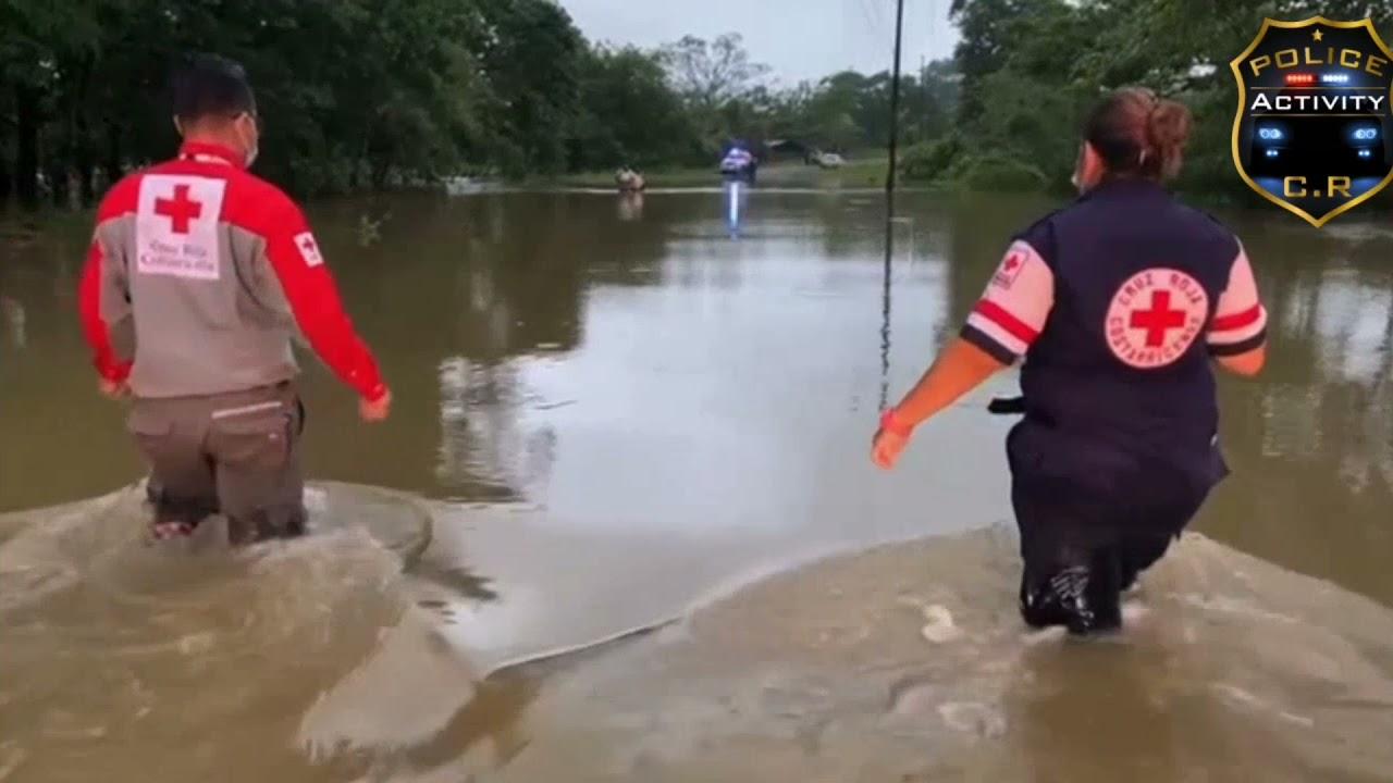 En honor a la Cruz Roja Costarricense, sus cruzrojitas siempre al servicio!!!