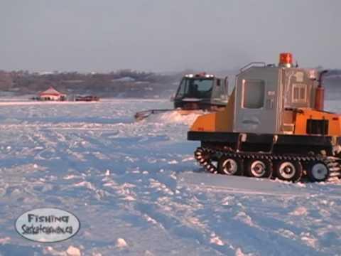 Original Ice Derby, Regina Beach, SK - Fishing Saskatchewan