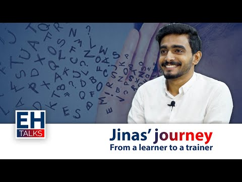 From a passionate English learner to the CEO of English House | EH Talks | Jinas