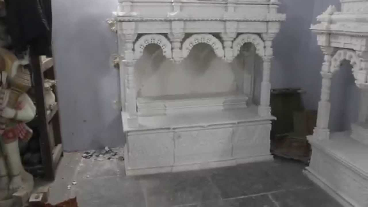 Marble temple marble mandir buy marble temple online for Home mandir designs marble