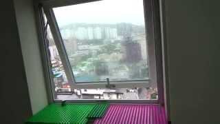 프로젝트창, 앞뒤로 열고 닫는 독특한 창문의 장단점과 …