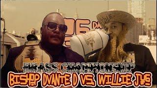 Brass Championship Match: Bishop Dvante D (c) vs. Willie Jug (Dog Days Of Summer)
