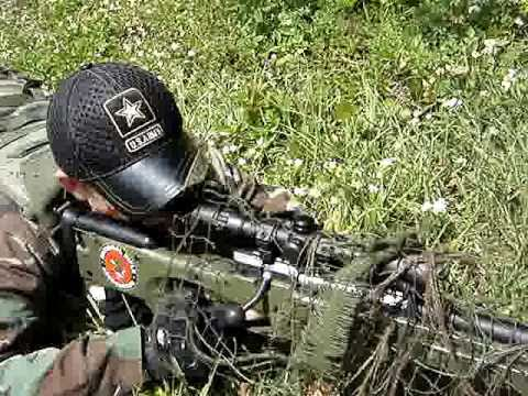 airsoft scout sniper loadout - YouTube