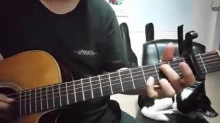How did I fall in love with you - Back Street Boys ( guitar solo )