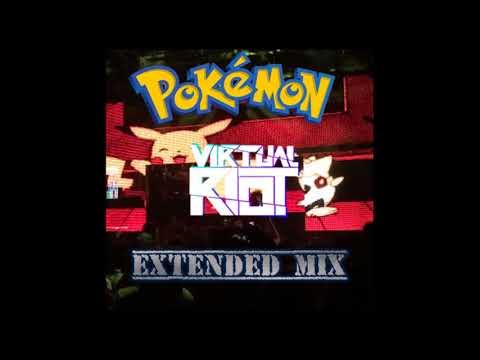 Pokémon Theme Song (Virtual Riot Dubstep Remix) [Extended Mix]