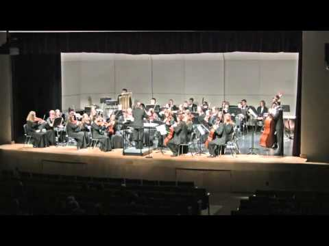 Sycamore High School Symphonic Orchestra 2015-12-07