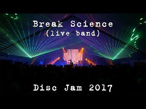 Break Science (live band): 2017-06-10 - Disc Jam Music Festival; Stephentown, NY [4K]