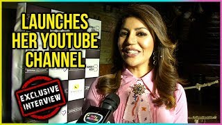 Debina Bonnerjee LAUNCHES Her Youtube Channel Debina Decodes | EXCLUSIVE Interview