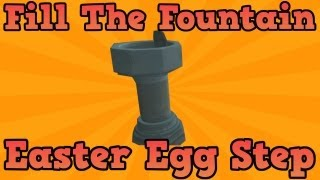 """""""Black Ops 2 Origins"""" Fountain Tome Easter Egg Step (Fountain Tile Placement)"""
