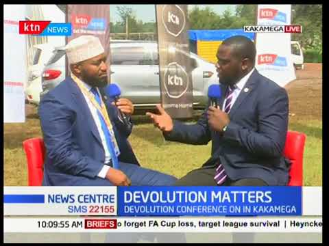 DEVOLUTION MATTERS: Governor Ali Hassan Joho outlines his plan for second terms