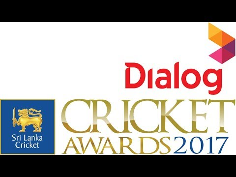 Dialog Sri Lanka Cricket Awards 2017 - LIVE
