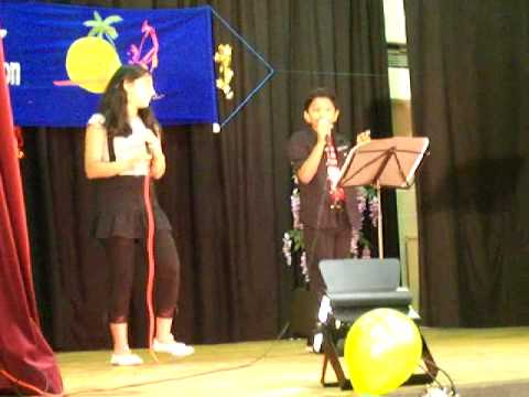 Kalla Kalla From Film 'Youth Festval' Sung By Alan Philip & Andrea Remy