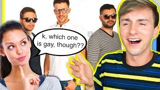 GAY, STRAIGHT, OR TAKEN: The Cringey Dating Show
