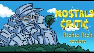 Nostalgia Critic #204 - Richie Rich (rus sub)