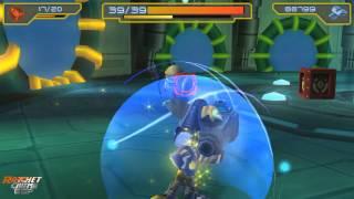 Ratchet & Clank El Tamaño Importa - Una Enemistad Vengativa - Luna de Dayni 2 de 2 - Parte 11 HD